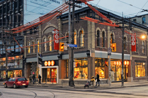CB2 + Design Republic. Image c/o BlogTO